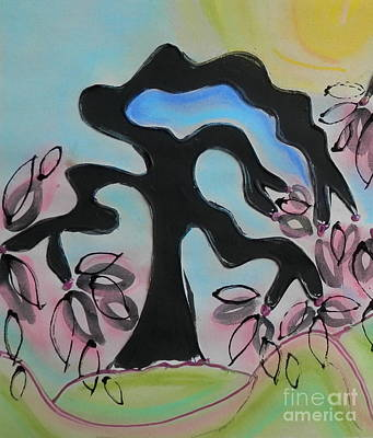 Mixed Media - Natures Romance by L Cecka