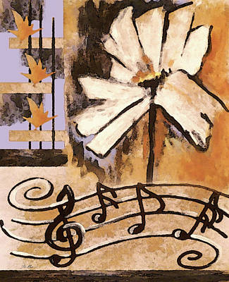 Mixed Media - Natures Song by Jennifer Page