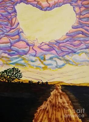 Natures Soul Art Print by Ishy Christine Degyansky
