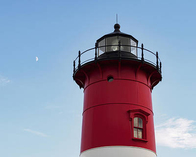 Photograph - Nauset Light Lighthouse Classic View by Marianne Campolongo