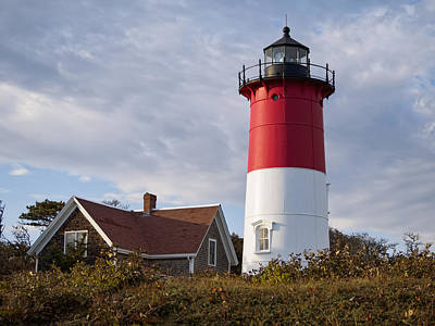 Photograph - Nauset Light Lighthouse by Marianne Campolongo