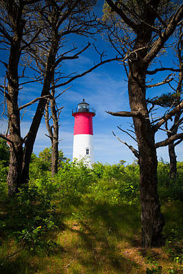 Photograph - Nauset Lighthouse by Emmanuel Panagiotakis