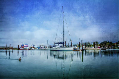 Photograph - Nautical Dreams by Debra and Dave Vanderlaan