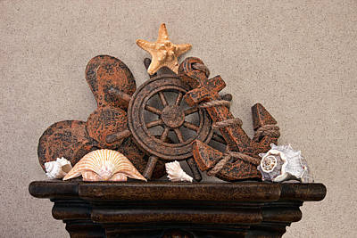Ship Photograph - Nautical Still Life Iv by Tom Mc Nemar