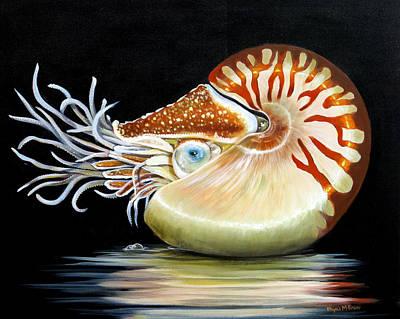 Painting - Nautilus 2 by Phyllis Beiser