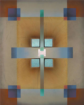 Frank Lloyd Wright Painting - Nava Iv by Fred Chuang