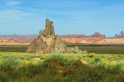 Photograph - Navajo Country by Tikvah's Hope