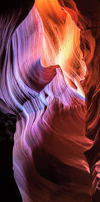 Photograph - Navajo Flame  by Expressive Landscapes Nature Photography