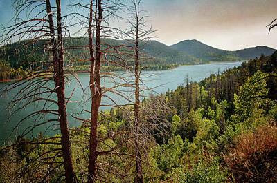Photograph - Navajo Lake by Susan McMenamin
