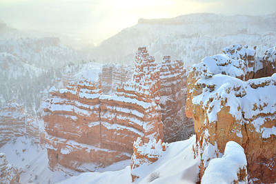 Photograph - Navajo Loop Staircase by Ray Mathis