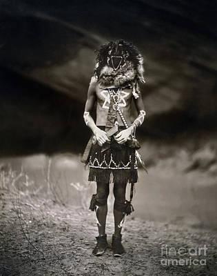 Painting - Navajo Ritual, C1904 by Granger