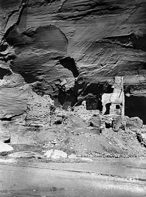 Navajo Ruins, C1907 Art Print