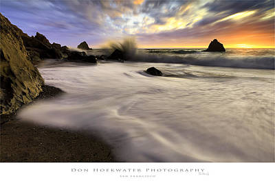 Photograph - Navarro Beach by PhotoWorks By Don Hoekwater