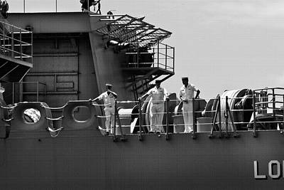 Photograph - Navy Boys by Miroslava Jurcik