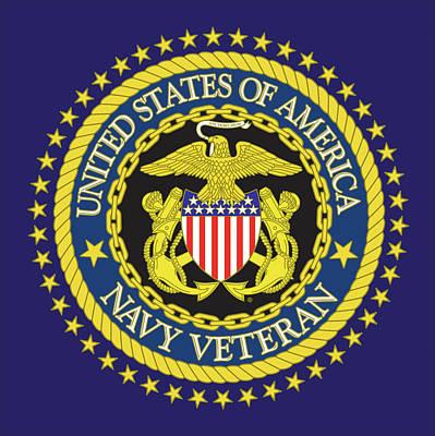 Painting - Navy Veteran by Gary Grayson