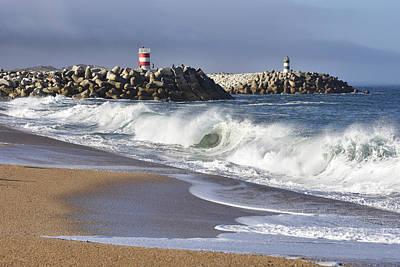 Photograph - Stormy Coast by Marek Stepan