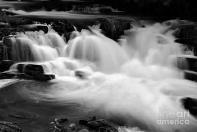 Photograph - Nc Mountain Creek 2 by Patrick M Lynch