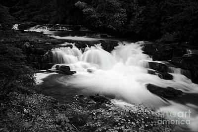 Photograph - Nc Mountain Creek by Patrick M Lynch