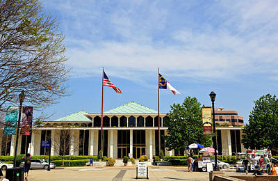Photograph - Nc State Legislative Building by Jill Lang