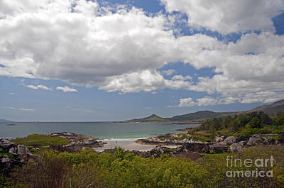 Photograph - Near Castlecove Ireland by Cindy Murphy - NightVisions
