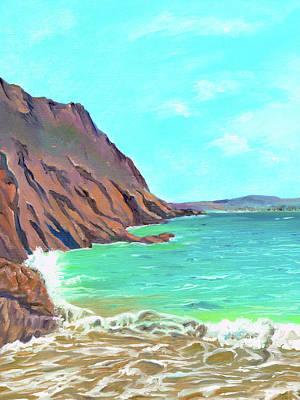 Painting - Near Gara by Elizabeth Lock