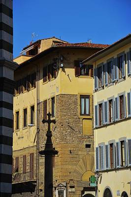 Photograph - Near The Duomo by JAMART Photography