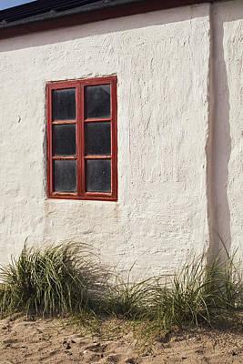 Cabin Window Photograph - Near The Sea by Wedigo Ferchland