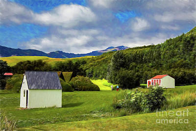 Photograph - Near The Valley by Rick Bragan
