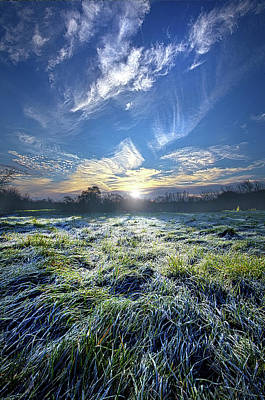 Photograph - Near To Those With A Broken Heart by Phil Koch