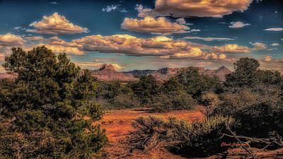 Photograph - Near Zion National Park ... by Chuck Caramella