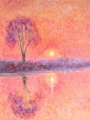 Digital Art - Nearly Twilight by Elizabeth Lock