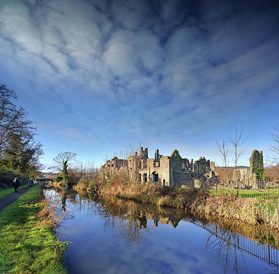 Photograph - Neath Abbey 1 by Phil Fitzsimmons
