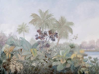 Fog Painting - Nebbia Nebbiosa by Guido Borelli
