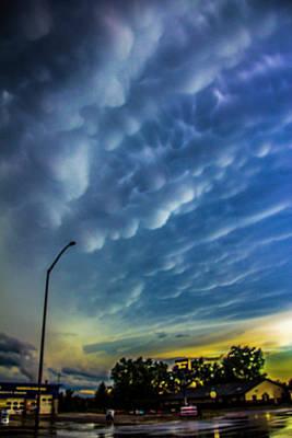 Photograph - Nebraksa Mammatus Ending 02 by NebraskaSC