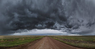Photograph - Nebraska 19 by Darren  White