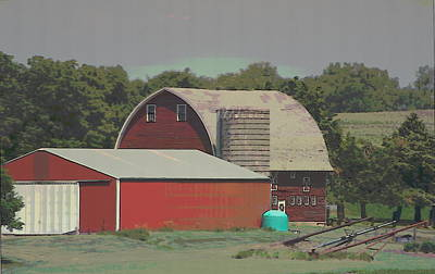 Nebraska Farm Life - The Family Farm Original
