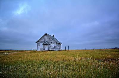 Photograph - Nebraska One Room 2 by Bonfire Photography