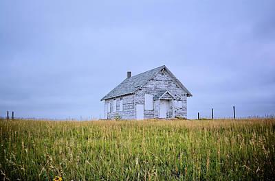 Photograph - Nebraska One Room by Bonfire Photography