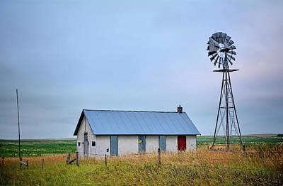 Photograph - Nebraska Prairie by Bonfire Photography