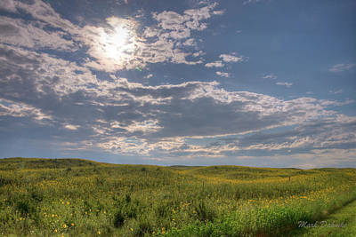 Photograph - Nebraska Sandhills by Mark Dahmke