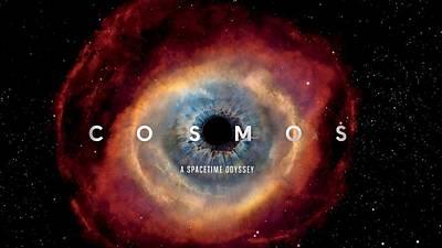 Cosmos Digital Art - Nebula Cosmos                     by Fran Sotu