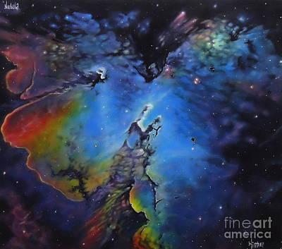 Nebula  Original by Zach Kintner