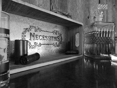 Photograph - Necessities by Sarah Lamoureux