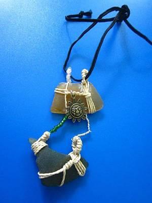 Necklace 2 Art Print by Lorna Diwata Fernandez