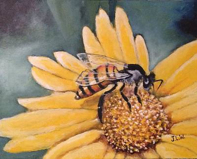 Painting - Nectar by Justin Lee Williams