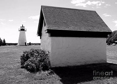 Photograph - Ned's Point Mattapoisett Ma  by Janice Drew