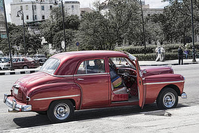 Photograph - Need A Ride by Sharon Popek