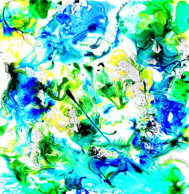 Artwork Painting - Need For Agility by Sir Josef - Social Critic -  Maha Art