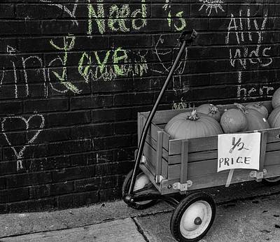 Photograph - Need Is Love by Rodney Lee Williams