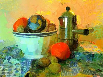 Painting - Needful Things by Wayne Pascall